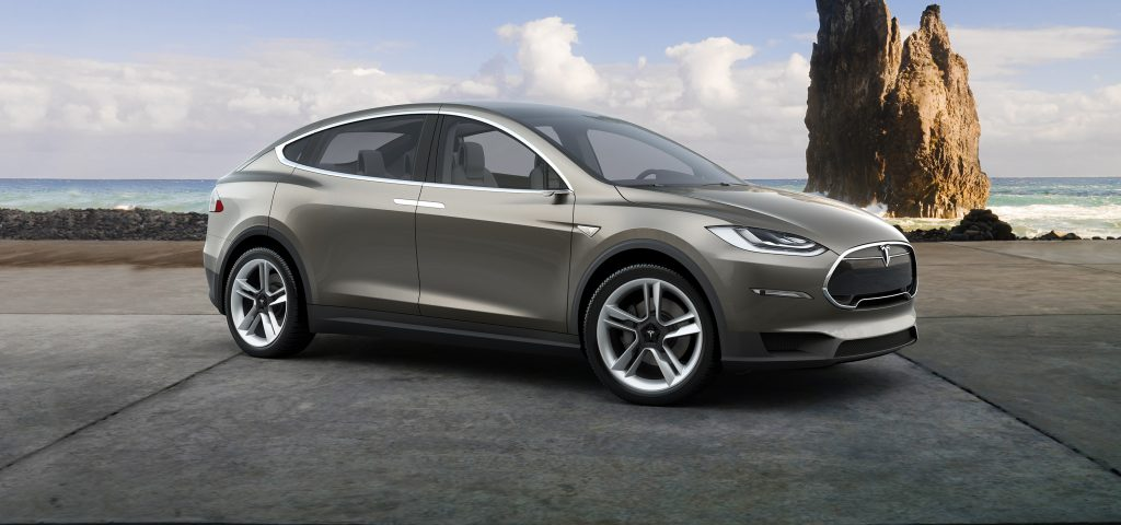 Model X - teslamotors.com