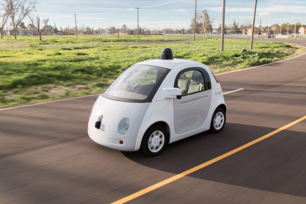 Google Self Driving Car - google.com
